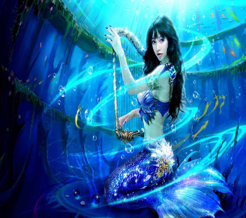 Sensual Mermaid