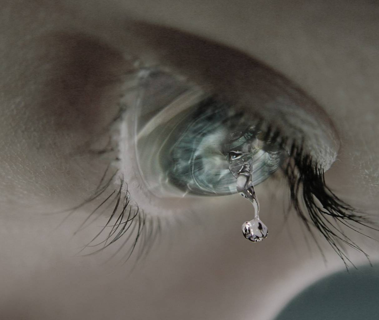 Drop Of Tear