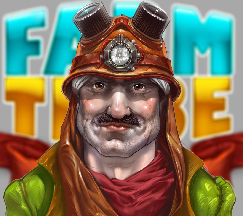 Farm Tribe Miner