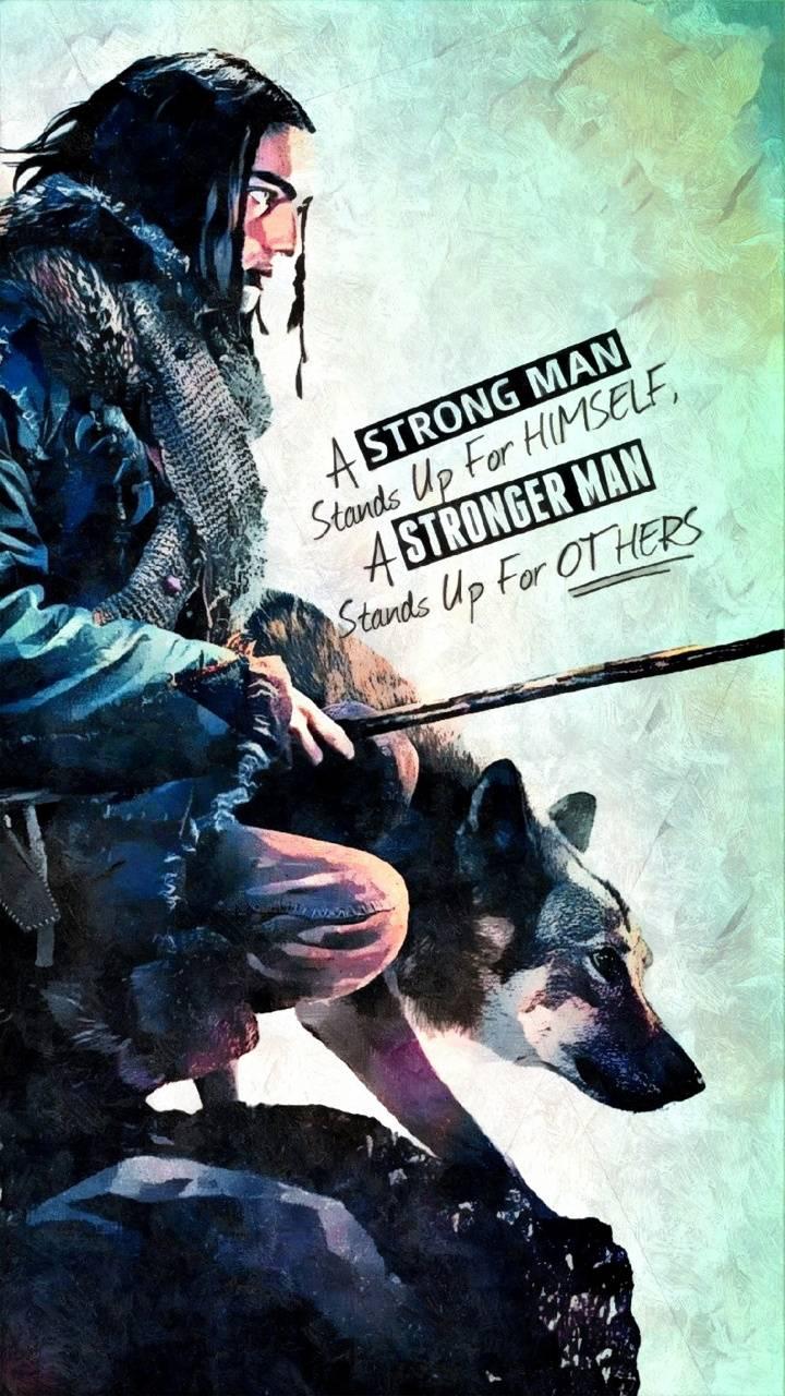 Alpha Wolf 2018