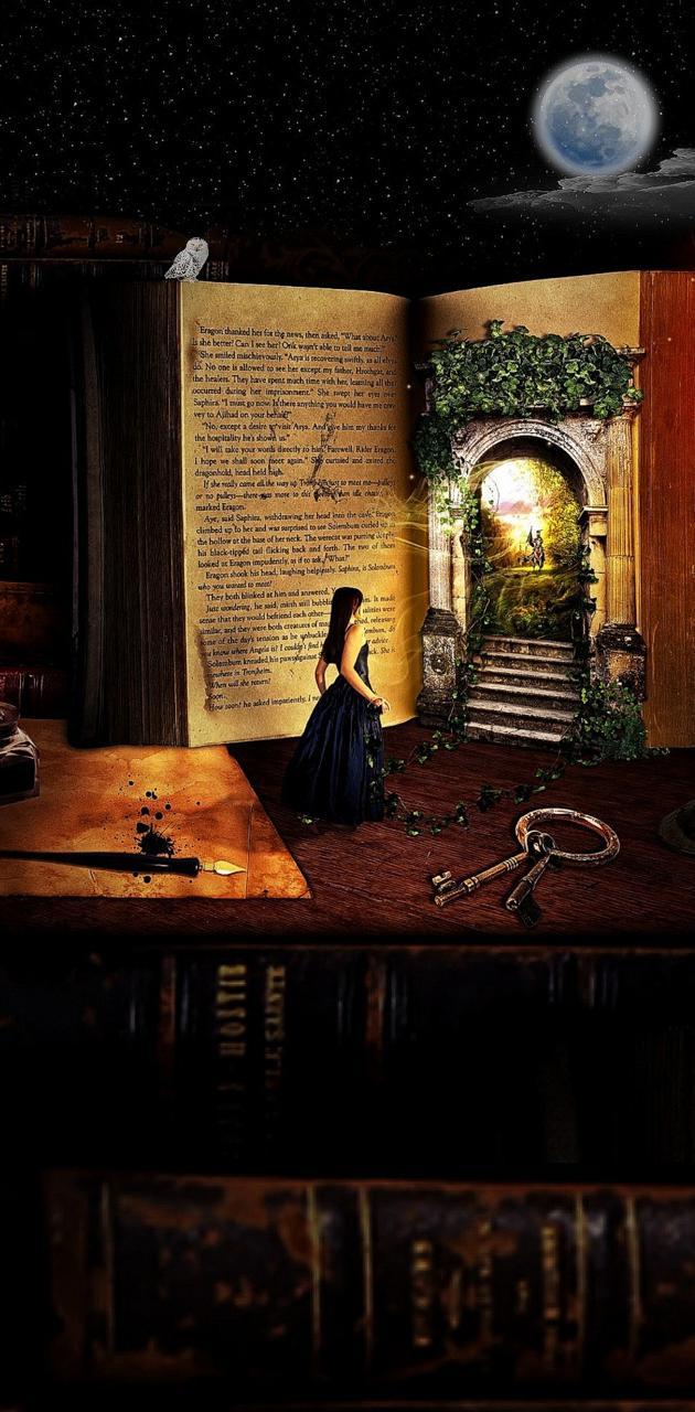 Fantasy book