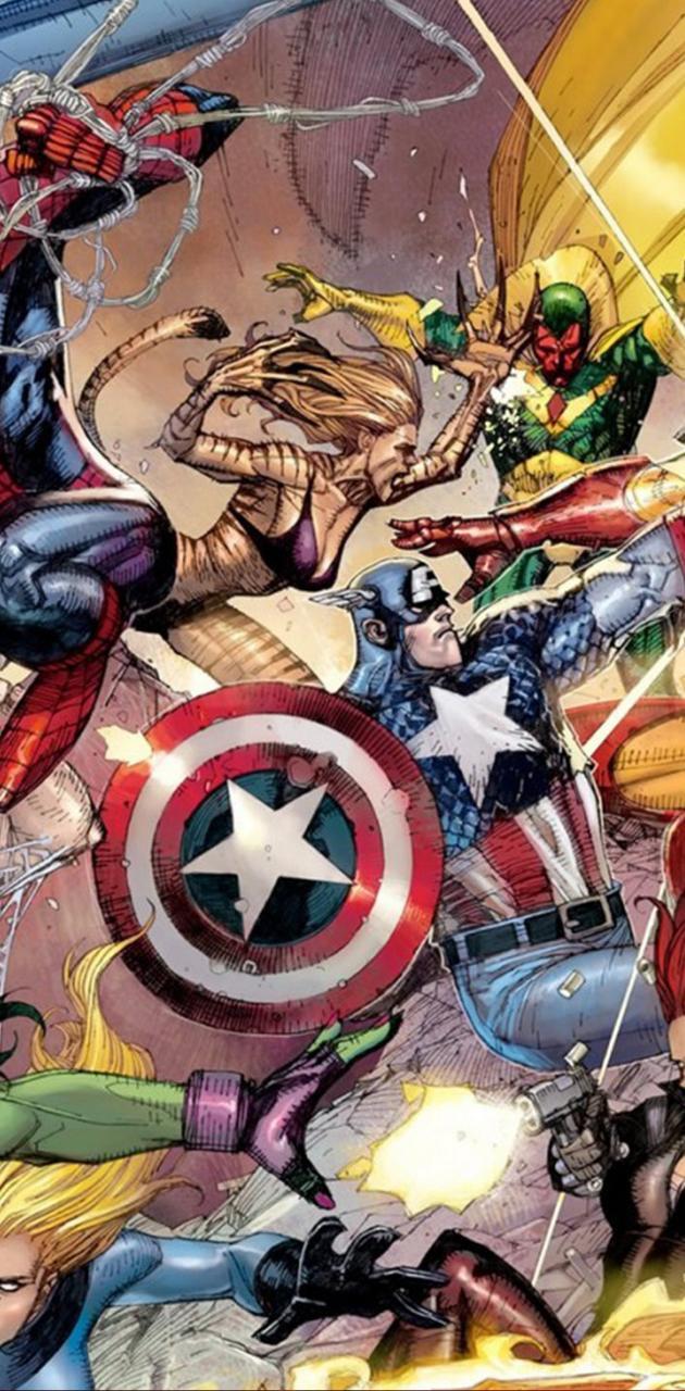 Marvel Civil Battle