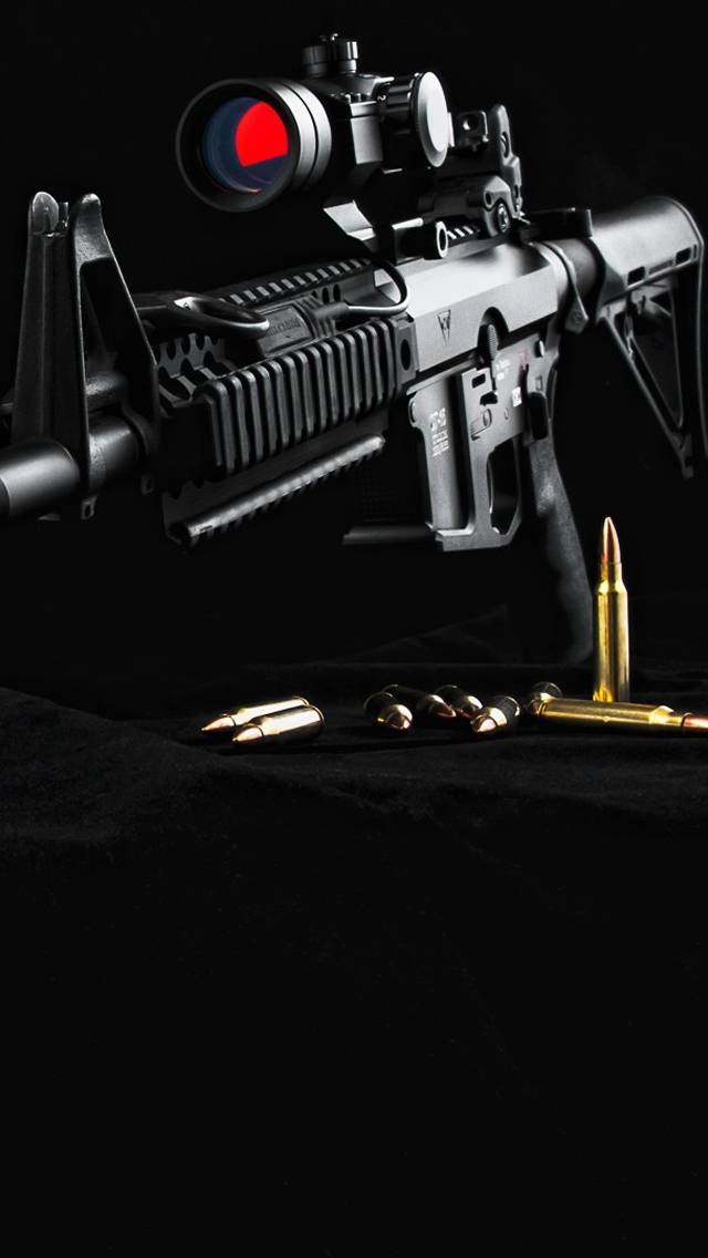 Gun Ar15 Wallpaper By Young BruceLee