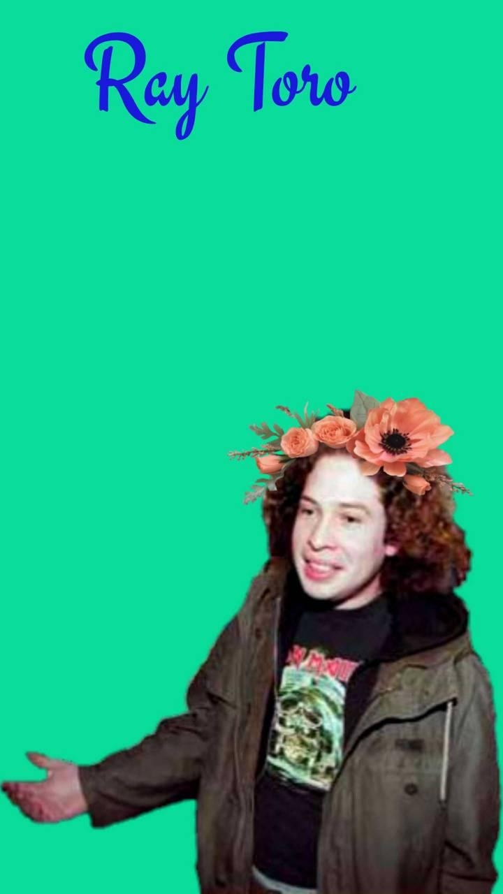 ray toro flowercrown