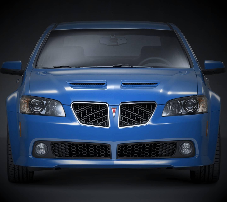 G8 Blue