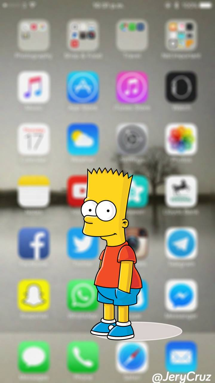 Bart Iphone