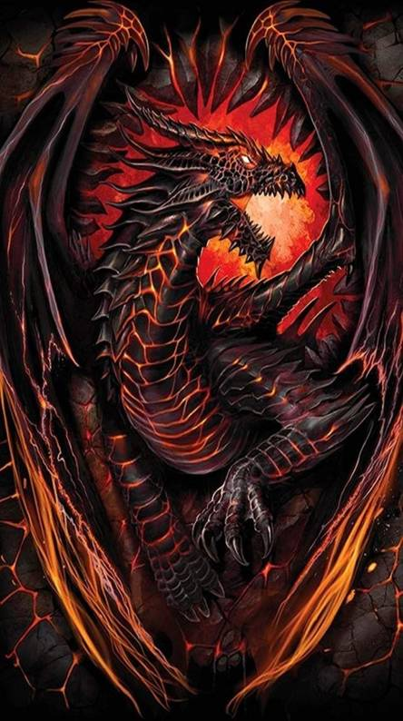 Fire Dragon Wallpapers Free By Zedge
