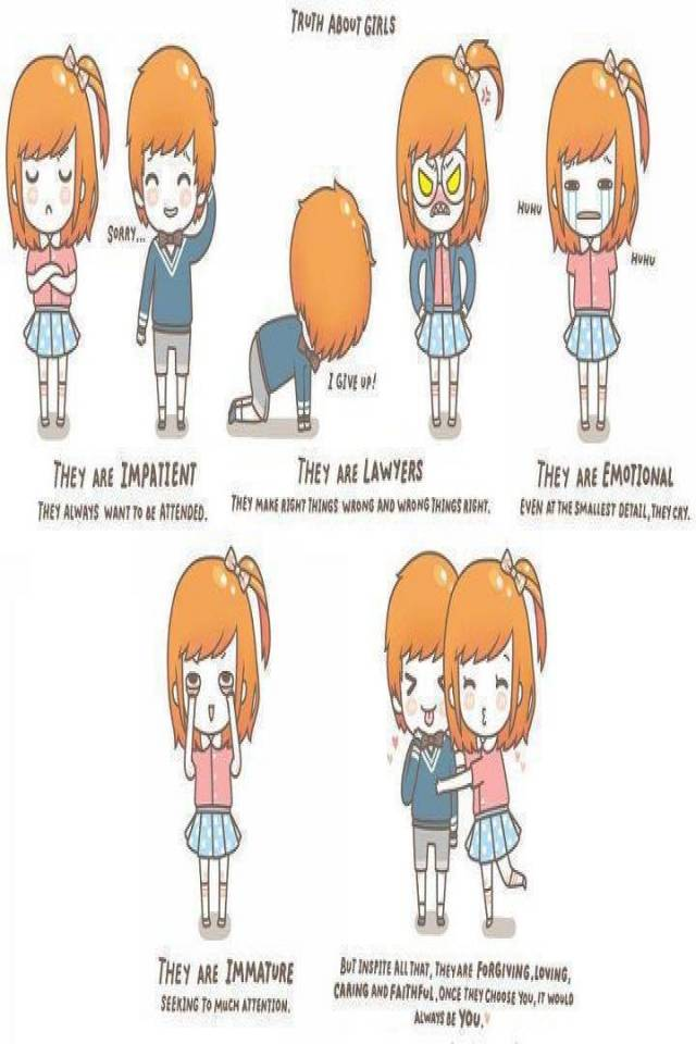 Truth About Girls