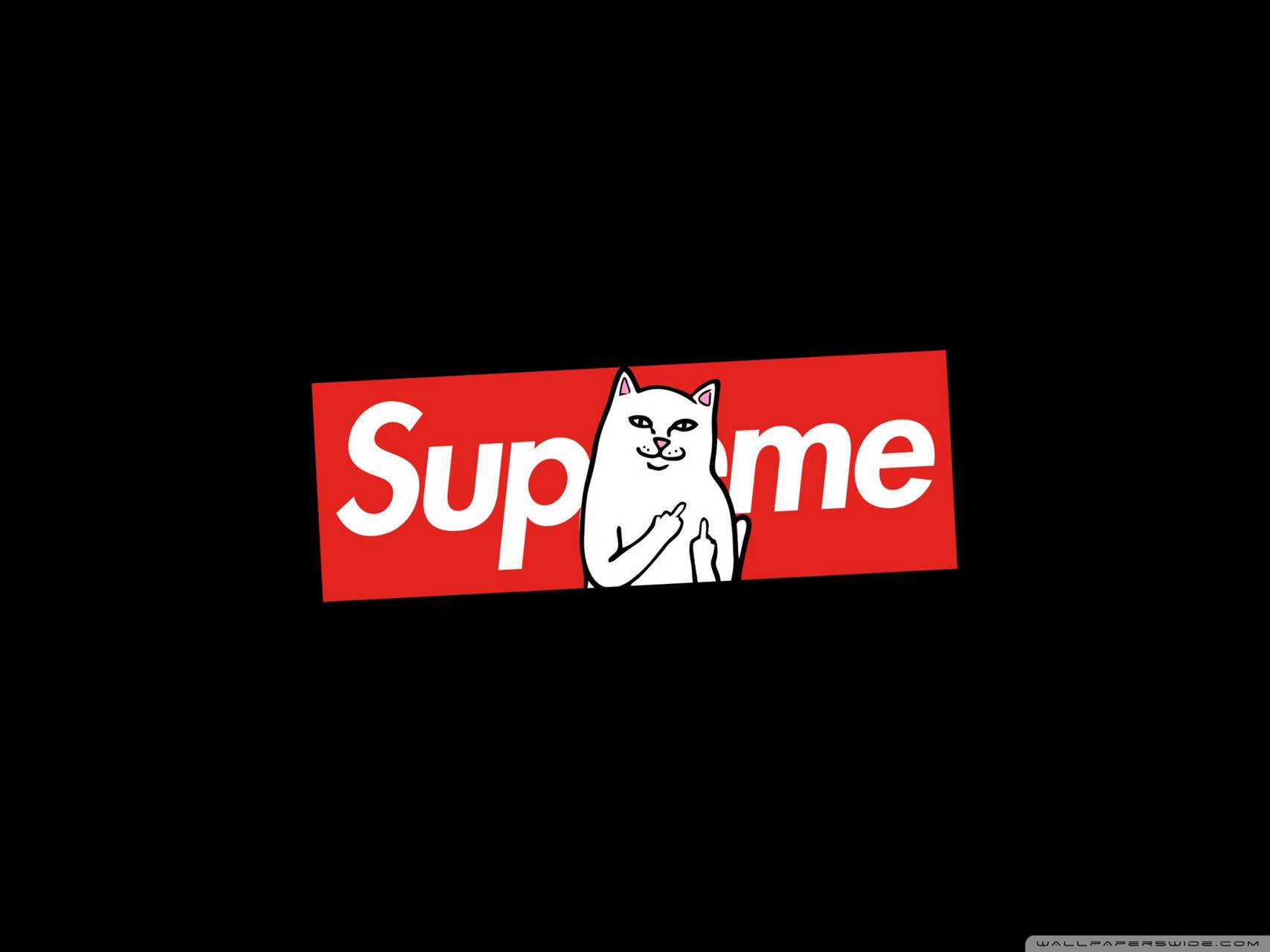 Supreme Wallpaper By Krowely - E7 - Free On ZEDGE™