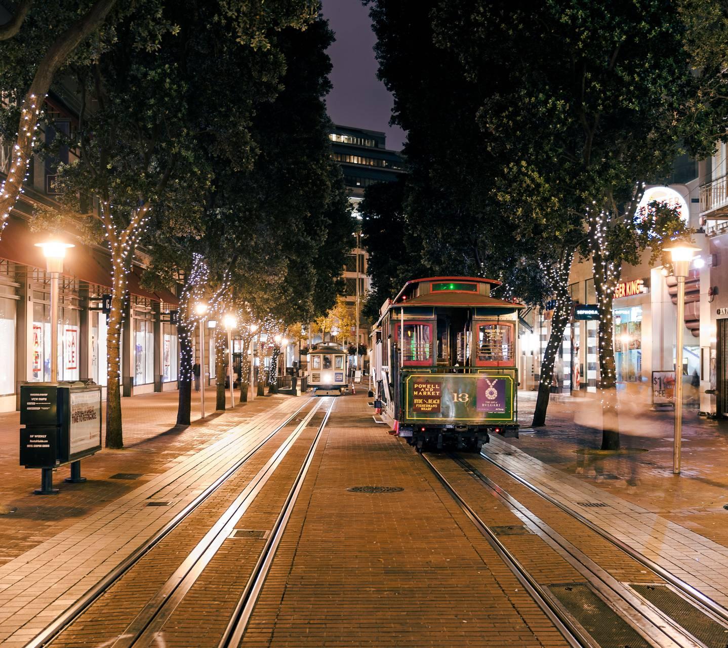Powel street Trolley