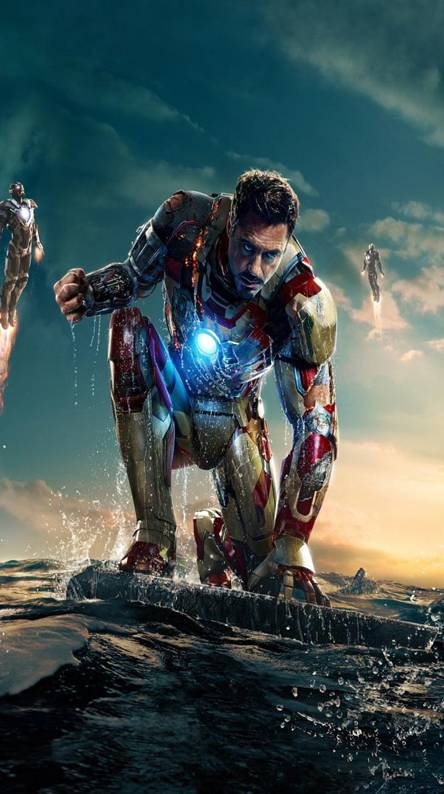 Ironman Robert