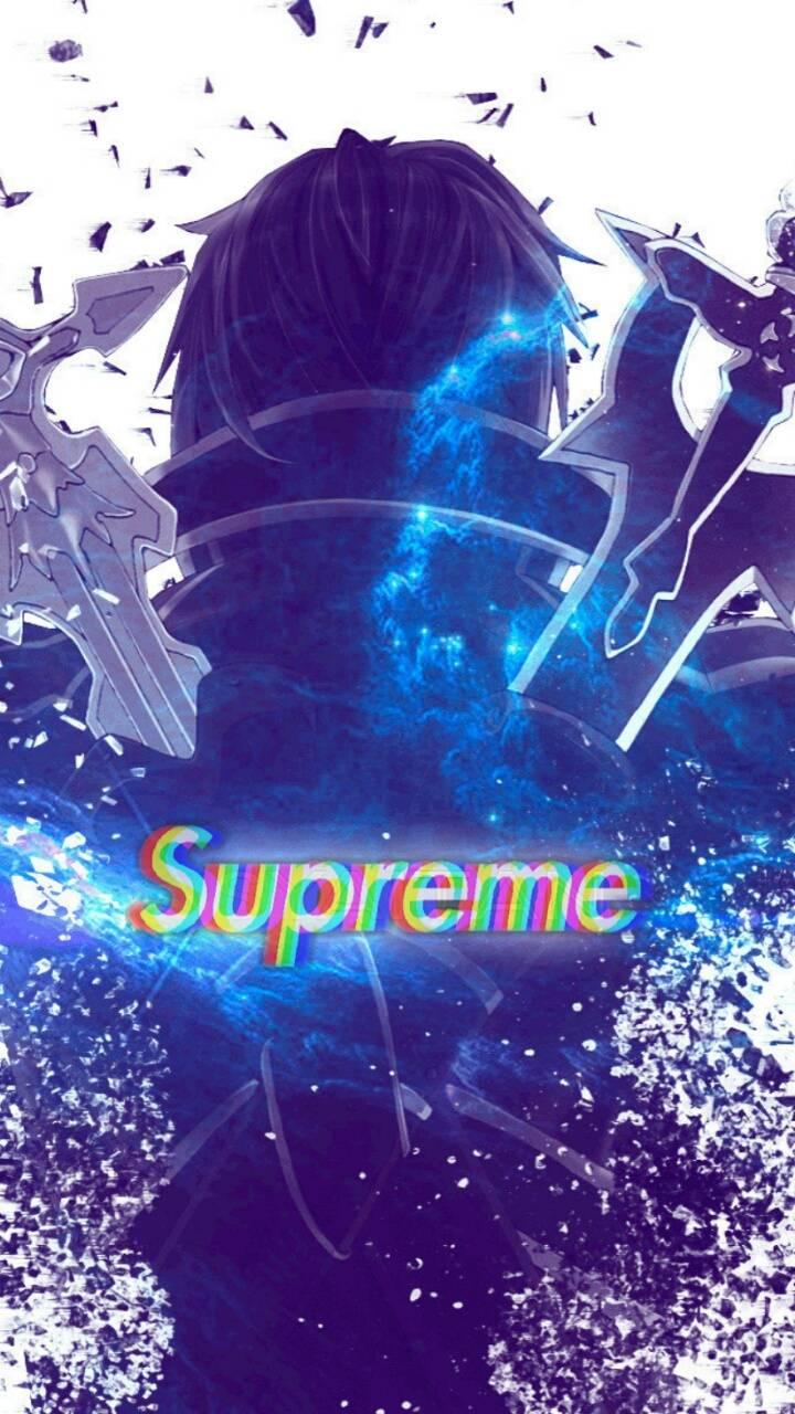 Supreme kirito