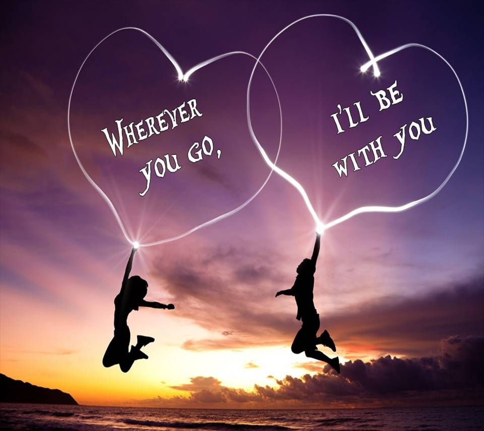 Wherever You Go Wallpaper by Smile4ever_ - 0a - Free on ZEDGE™