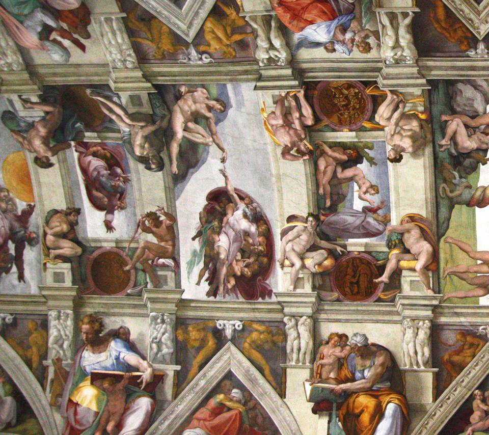 Sistine Chapel Wallpaper By Gravezilla 0a Free On Zedge