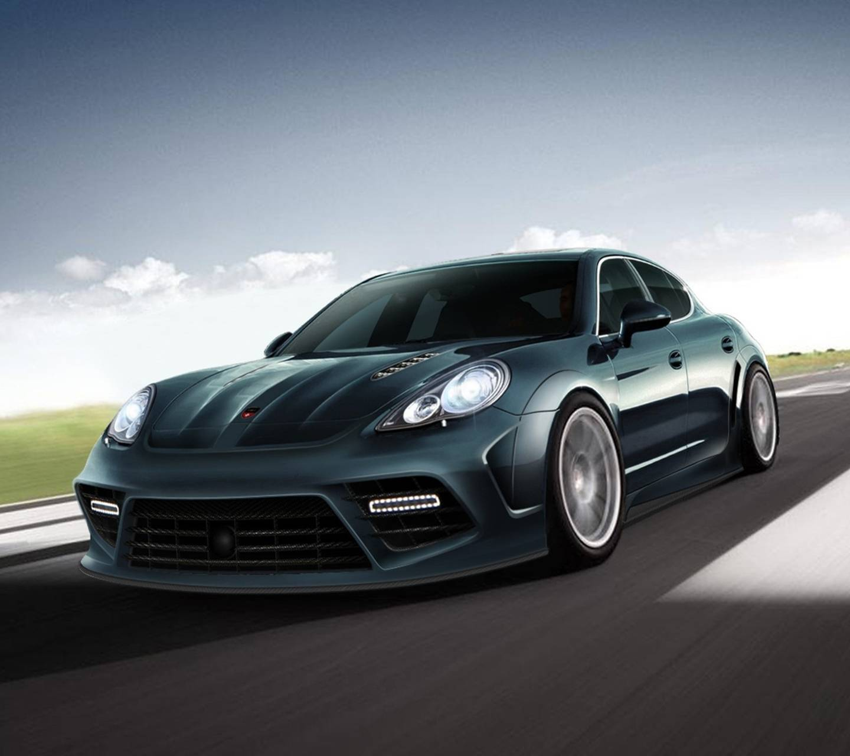 Porsche Mansory