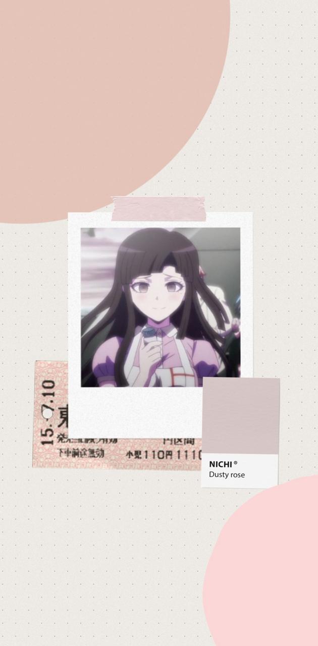 Mikan Wallpaper