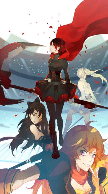 Rwby Ringtones and Wallpapers - Free by ZEDGE™