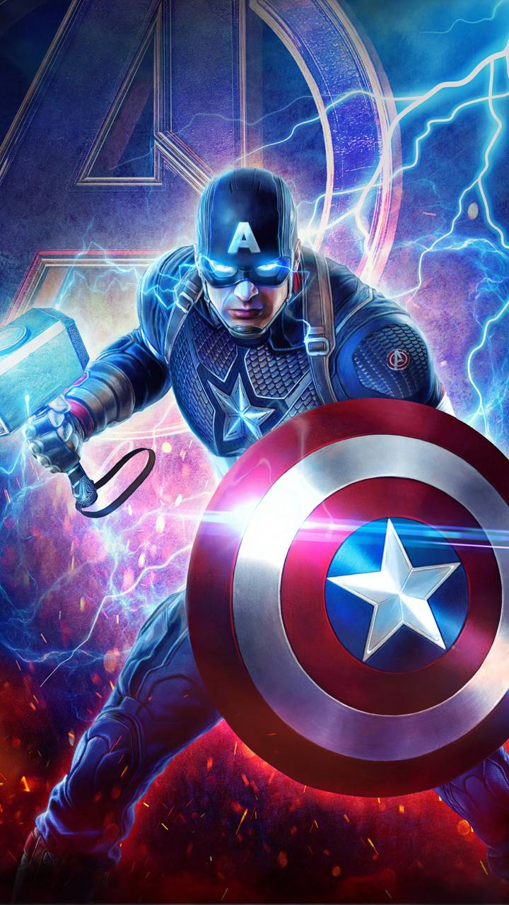 Captain America wallpaper by thisisab - 6f - Free on ZEDGE™