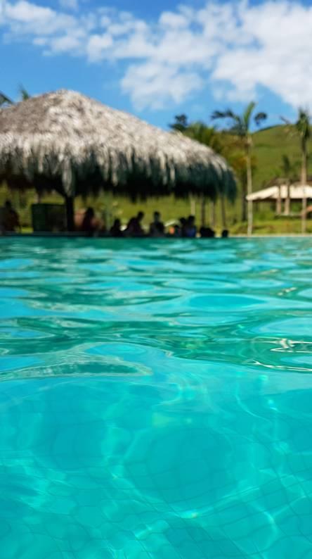 Pool Blue Summer