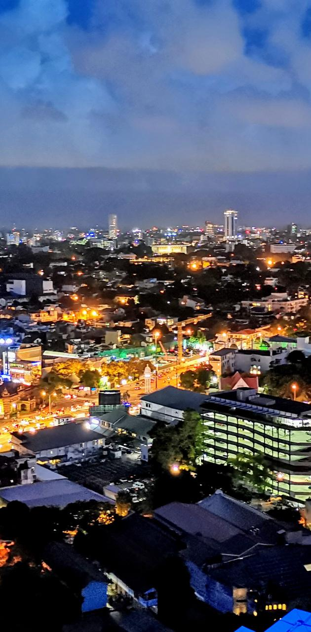 Colombo night