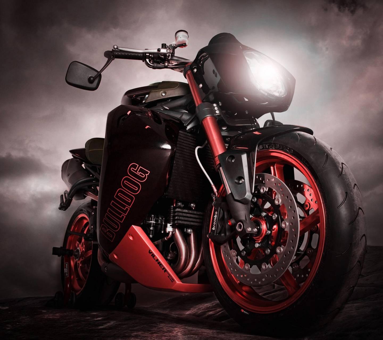 Bulldog Motorcycle