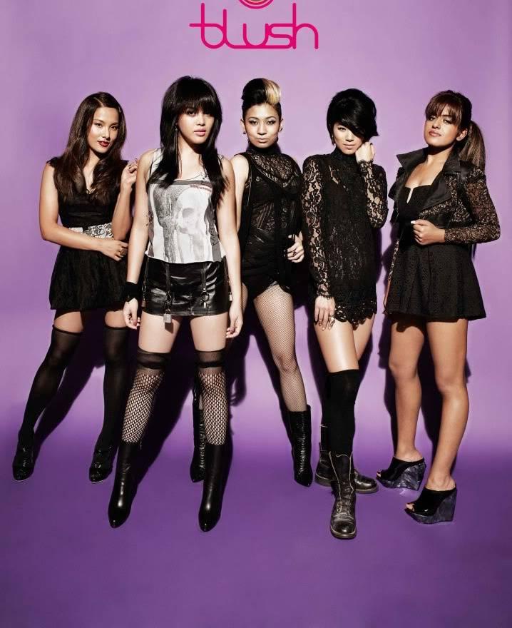Blush - Girl Band