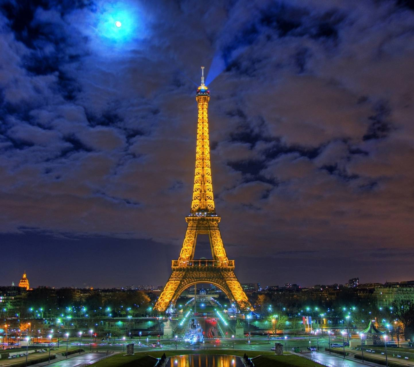 Eiffil Tower Cool