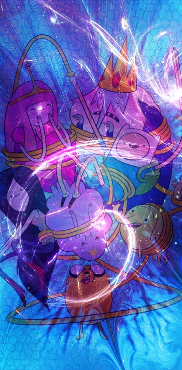 Adventure time space