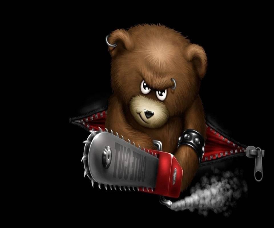 Pshyco Teddy