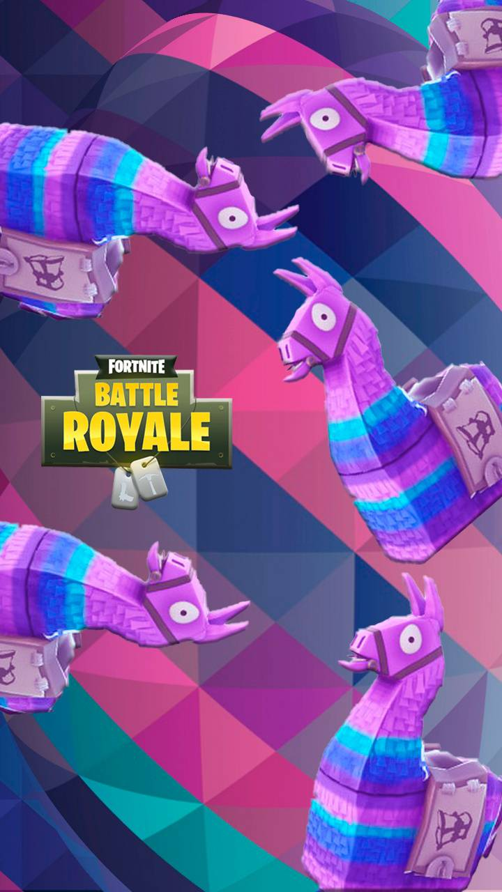 Fortnite Llama Wallpaper By Bananafenix 28 Free On Zedge