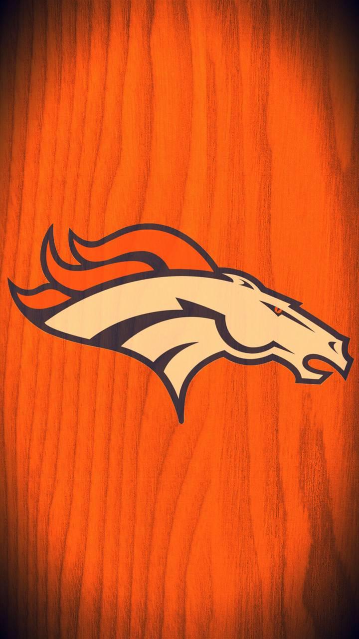 Denver Broncos Wood