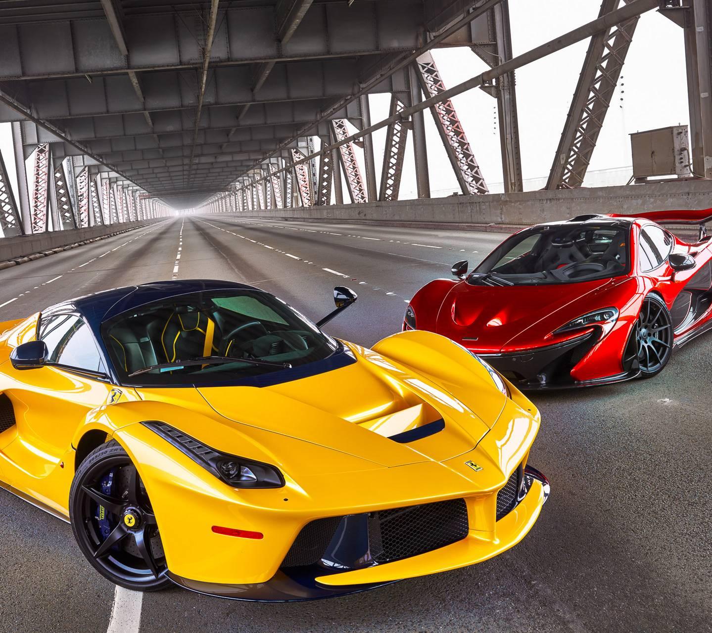 La Ferrari  P1