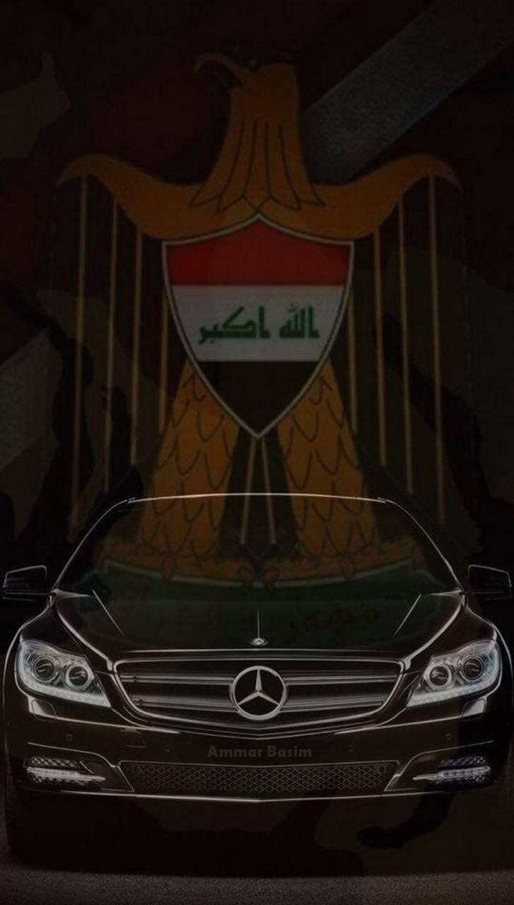 Iraqi GOV Benz