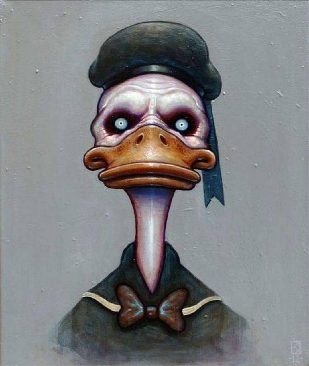 Horror Donald