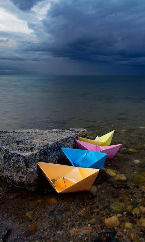 Color Boats