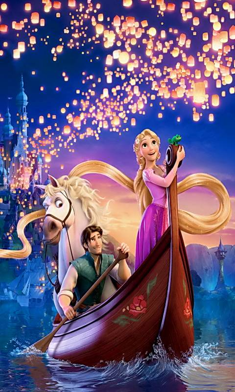 Tangled Rapunzel Wallpaper By Marika D3 Free On Zedge
