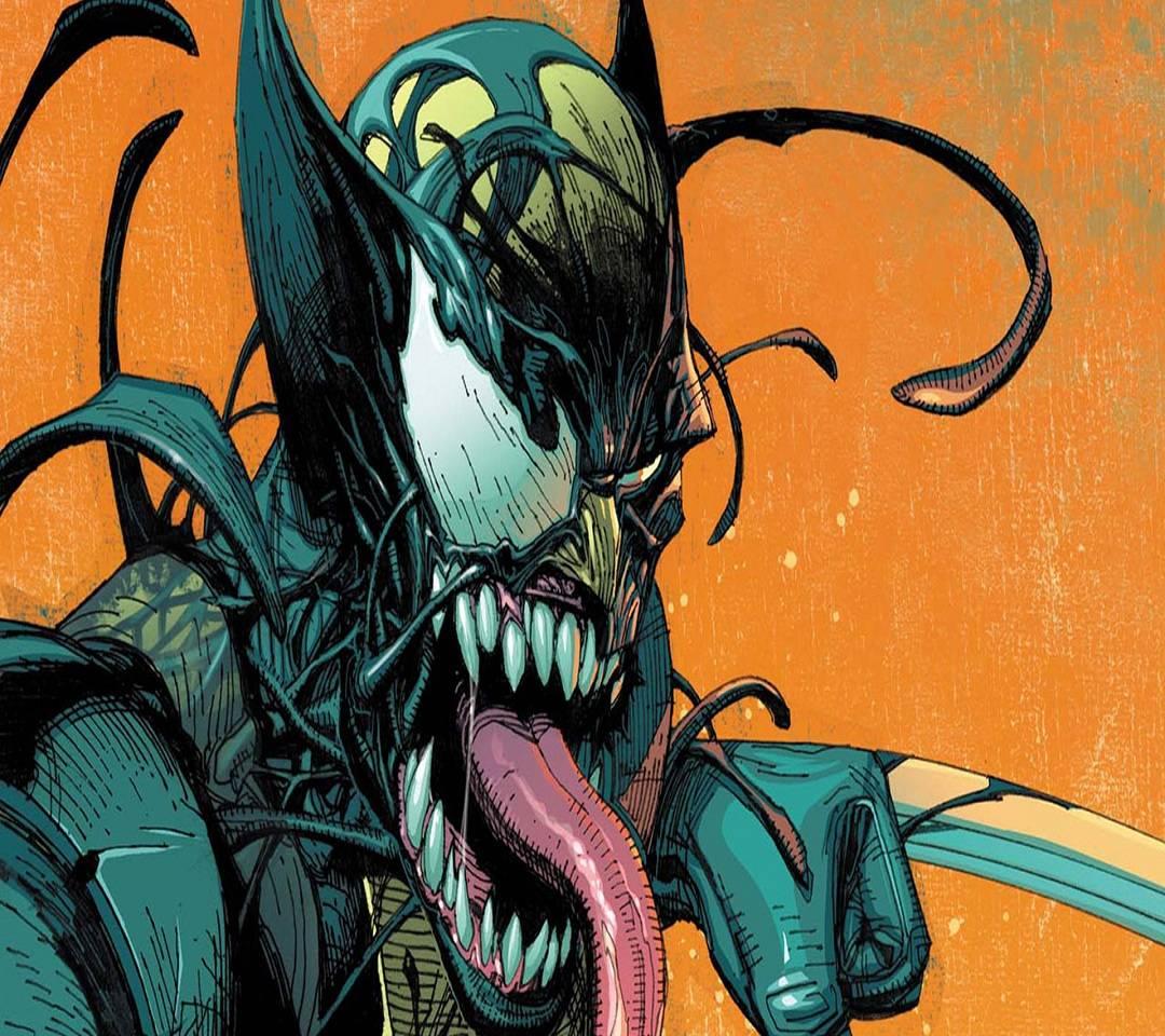 Wolverine X Venom
