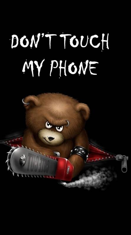 Dont Touch My Phone Ringtones And Wallpapers Free By Zedge