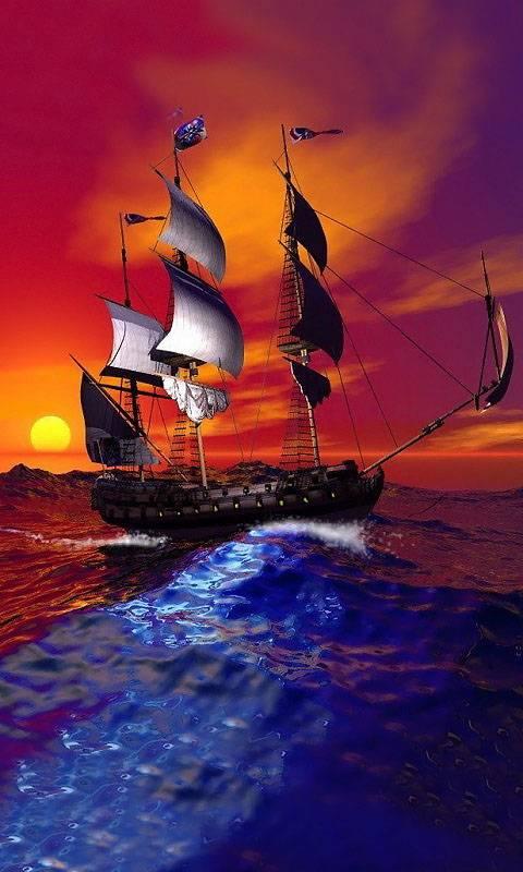 Sailing Shop 3d