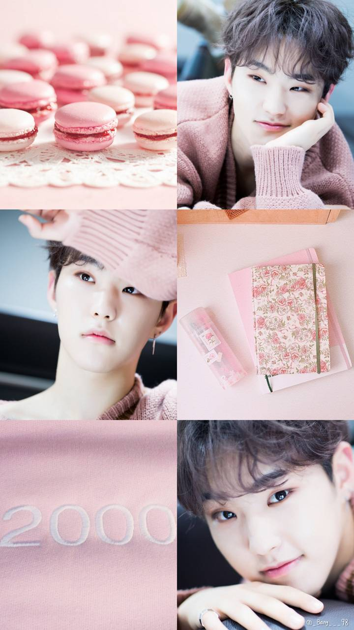 Hoshi Pink Aesthetic Wallpaper By Bang 98 2c Free On Zedge