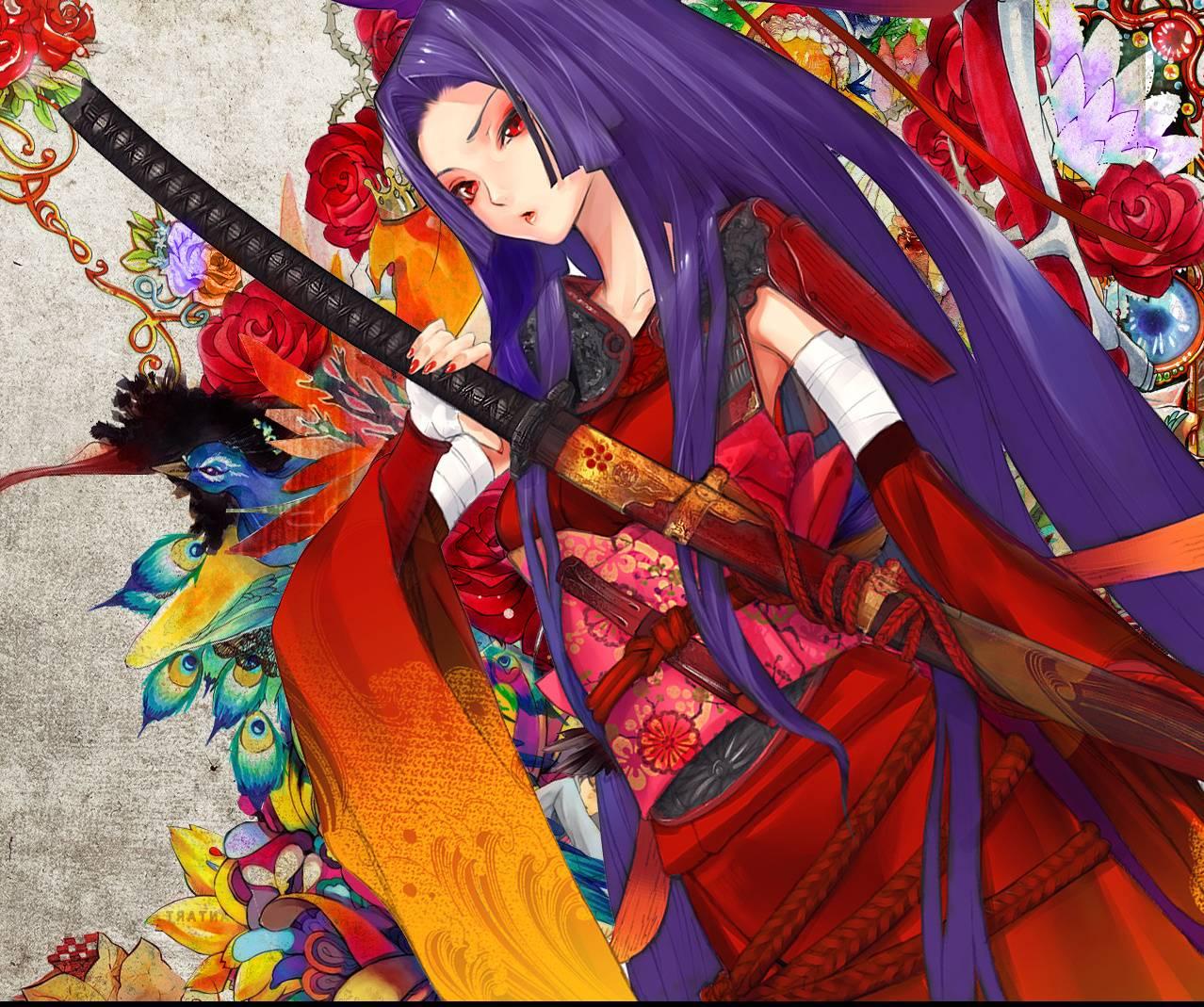 Abstract Samurai