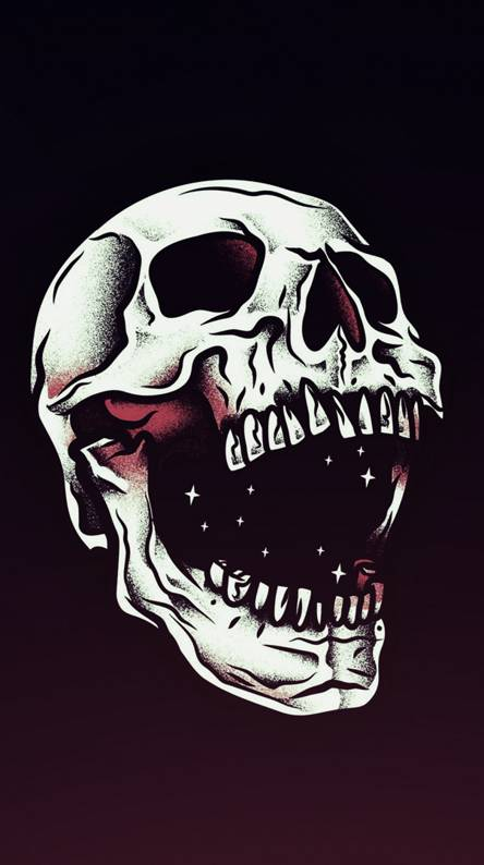 Death Skull Wallpapers Free By Zedge