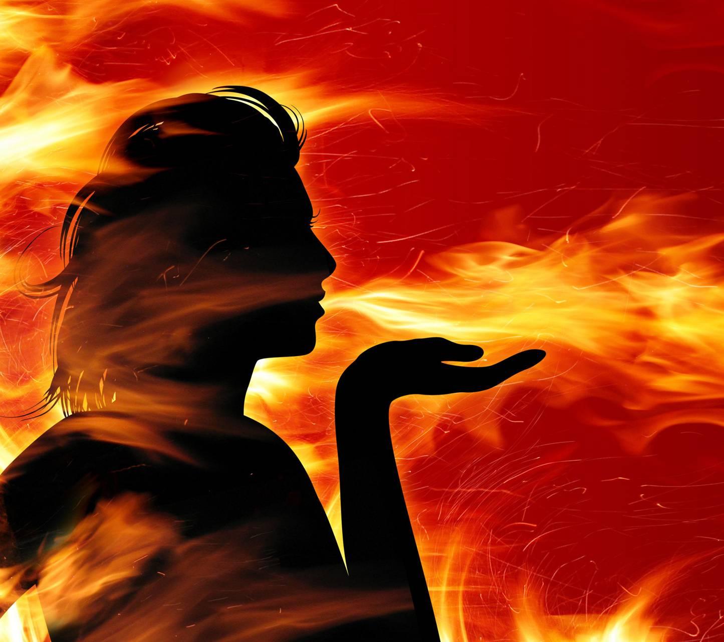 Women Of Fire