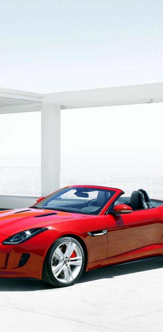 Jaguar F type auto