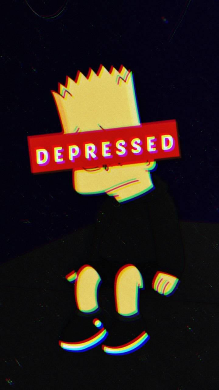 Depressed Simpson