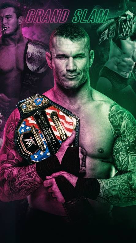 Wwe wallpapers free by zedge - Wwe rated rko wallpaper ...