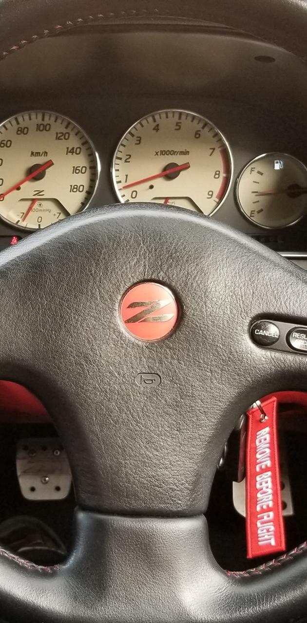 300zx cockpit