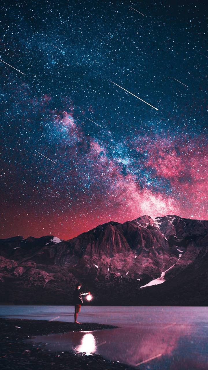 A Sky Full Of Stars Wallpaper By Lvavalon 6f Free On Zedge
