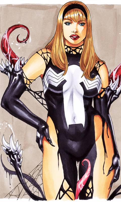 Gwen Stacy Venom
