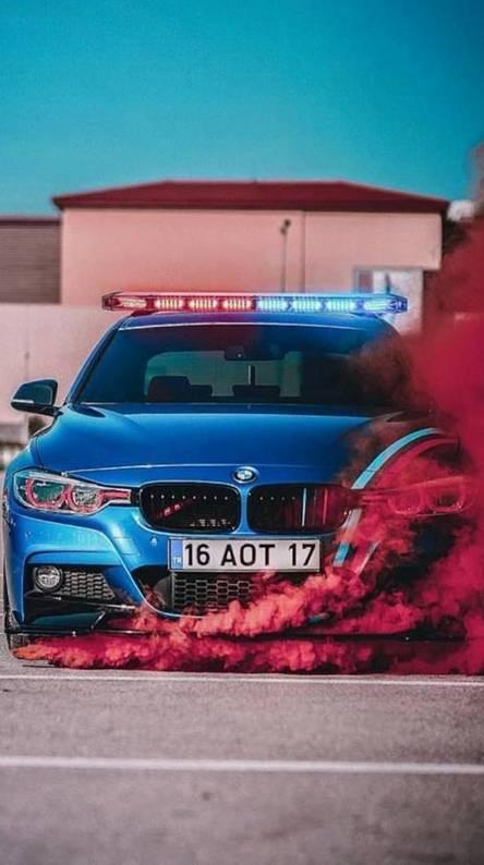 Bmw Police